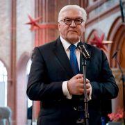 Die Ansprache von Frank-Walter Steinmeier im Wortaut (Foto)
