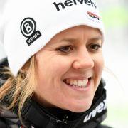 Rebensburg holt Top-10-Ergebnis beim Super-G (Foto)