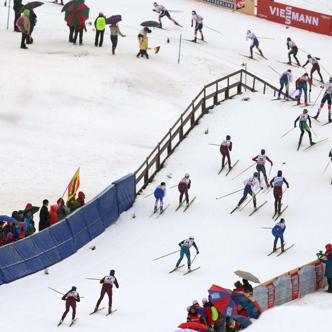 Norweger Kläbo gewinnt Tour de Ski - Notz verbessert sich (Foto)