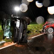 Drogen-Fahrer verursacht schweren Autounfall - sechs Verletzte! (Foto)