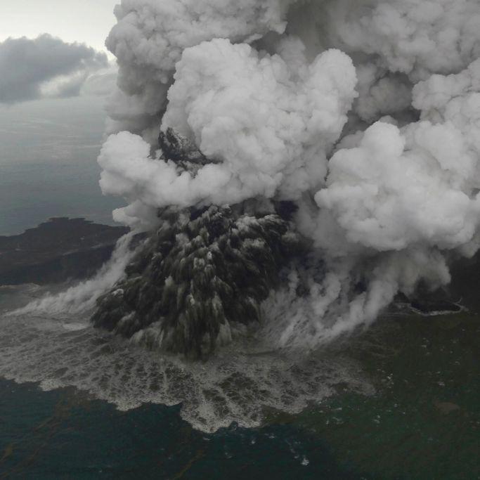 Schock-Bilder! Video zeigt verheerenden Vulkanausbruch (Foto)