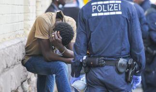 Sind Ausländer krimineller als Deutsche? (Foto)