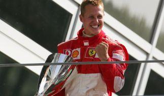 Zu Michael Schumachers 50. Geburtstag wird es eine neue Schumi-App geben. (Foto)