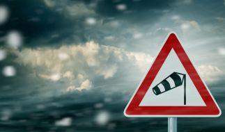 Das Wetter wird zum Jahresende ungemütlich. (Foto)