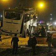 Polizei tötet 40 mutmaßliche Terroristen in Ägypten (Foto)