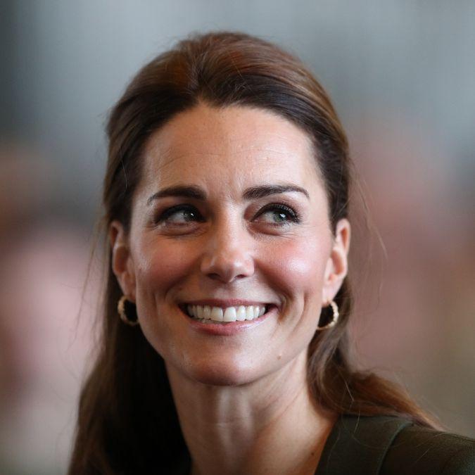 Entzückende Baby-News! Herzogin Kate glücklich (Foto)