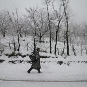 Globales Chaos mit Schnee, Mega-Hitze und Überschwemmungen (Foto)