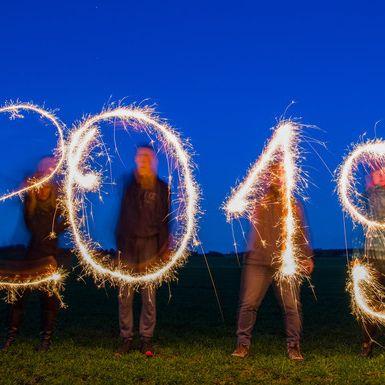Willkommen, 2019! So feierte die Welt ins neue Jahr (Foto)