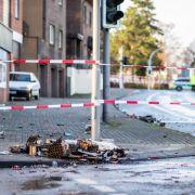 Bundesregierung verurteilt Attacken auf Ausländer (Foto)