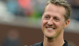 Michael Schumacher wird am 3. Januar 50 Jahre alt. (Foto)