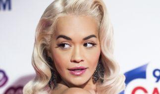 Die britische Sängerin und Schauspielerin Rita Ora. (Foto)