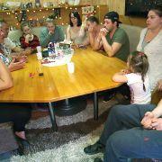 Die Wollnys - Eine schrecklich große Familie! bei RTL II (Foto)