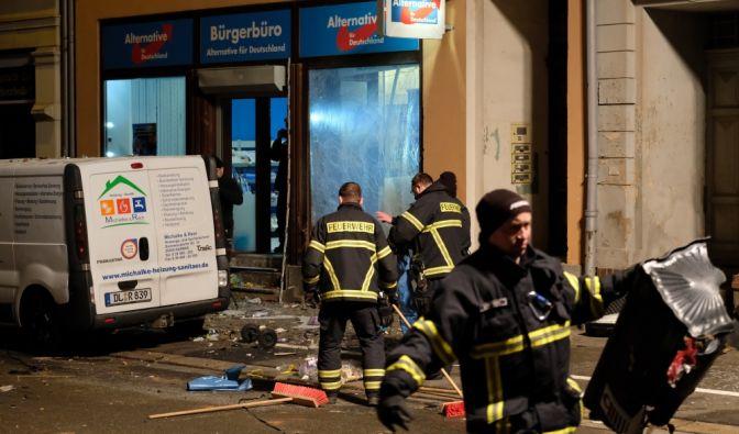 Nach Explosion in Döbeln
