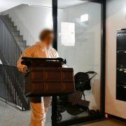 Zerstückelte Frauenleiche in Wohnung entdeckt (Foto)