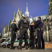 Schüsse in Kölner Innenstadt! Polizei nimmt Bewaffneten fest (Foto)