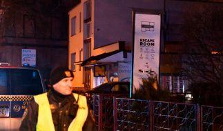 Geburtstags-Drama in Polen: Feuer tötet fünf Frauen in Escape Room. (Foto)