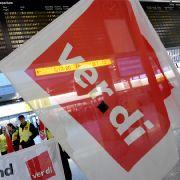 Warnstreik an Berliner Flughäfen zu Ende gegangen (Foto)