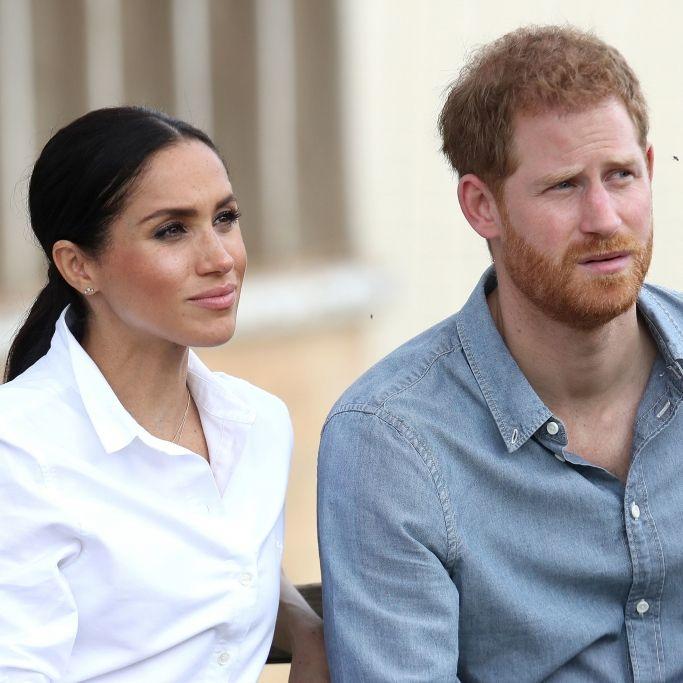 Sitzengelassen! DARUM verlässt Harry seine Meghan (Foto)