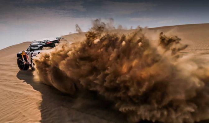 Rallye Dakar 2019 Live-Stream und TV