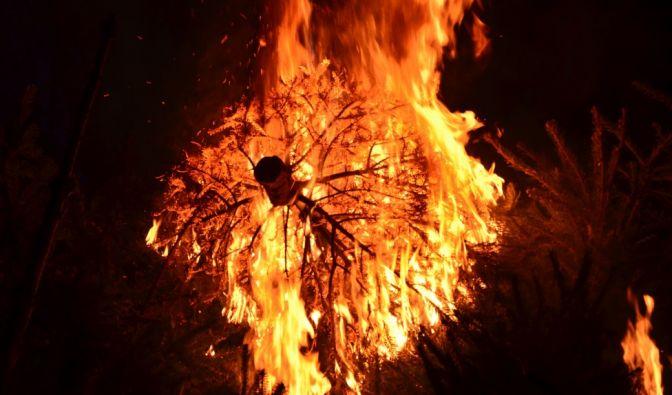 Feuer-Drama inMönchweiler