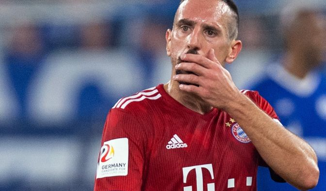 Franck Ribéry äußert sich