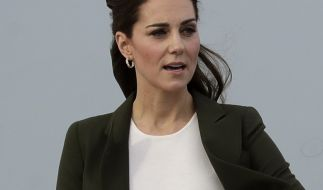Kate Middleton muss ihren Geburtstag ohne ihren Mann feiern. (Foto)