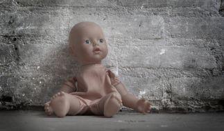 In China hat eine Mutter ihr Baby beinahe zu Tode gequält. (Symbolbild) (Foto)