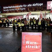 An DIESEN Flughäfen geht nichts mehr- Zehntausende Reisende betroffen (Foto)