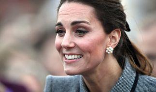 Kate Middleton feiert ihren 37. Geburtstag. (Foto)