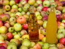Die Privatbrauerei Schweiger warnt vor gefährlicher Apfelschorle (Symbolbild). (Foto)