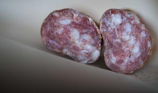In Österreich hat ein Hersteller seine Rohwurst zurückgerufen. (Symbolbild) (Foto)