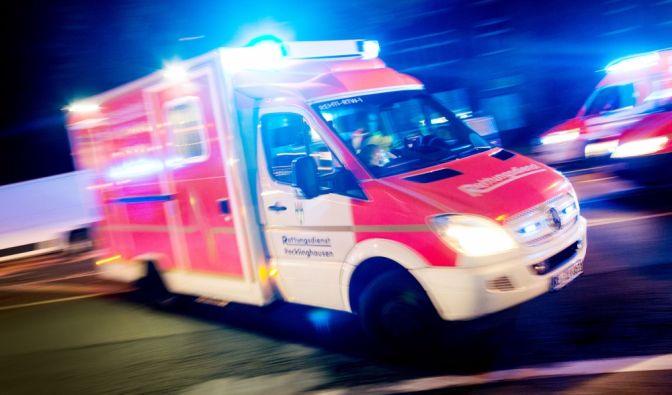 Zwischenfall in Pforzheim
