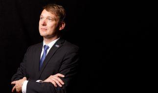 André Poggenburg gründet offenbar neue Partei. (Foto)