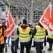 Neue Streiks! An diesen Flughäfen geht am Dienstag nichts mehr (Foto)
