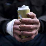 Alkoholvergiftung! Ärzte retten Mann mit Dosenbier das Leben (Foto)