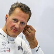Formel-1-Legende Michael Schumacher.
