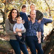Kate Middleton und ihre Familie.