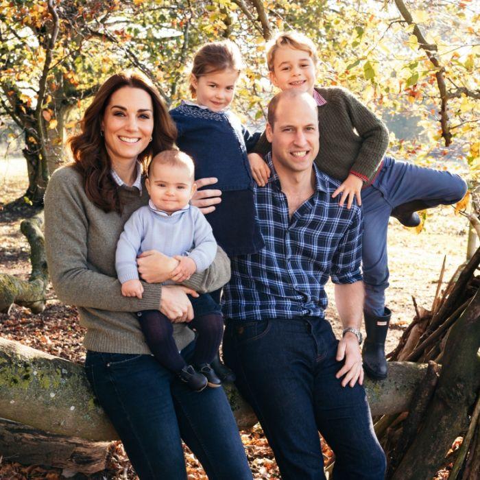DAS verrät Prinz William über Sohnemann Louis (Foto)