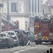 Im Zentrum von Paris kam es zu einer schweren Explosion.