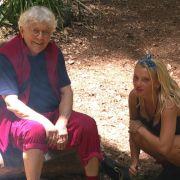 Tommi Piper ist überzeugt: Evelyn wird Dschungelkönigin.