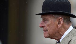 Wie schlecht steht es um Prinz Philip? (Foto)