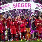 FC Bayern München gewinnt den Telekom Cup! (Foto)
