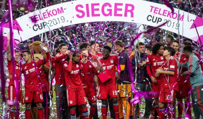 Telekom Cup 2019 im Live-Stream + TV