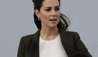 Der IS plant die Ermordung von Herzogin Kate. (Foto)