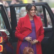 Der Besuch in Birkenhead ist der erste Termin der Herzogin mit ihrem Ehemann Prinz Harry im neuen Jahr.