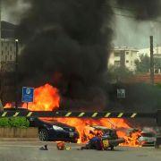 Mindestens 21 Tote! Attentäter wollten US-Konferenz angreifen (Foto)