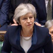 Nach Brexit-Klatsche:May muss sich Misstrauensvotum stellen (Foto)
