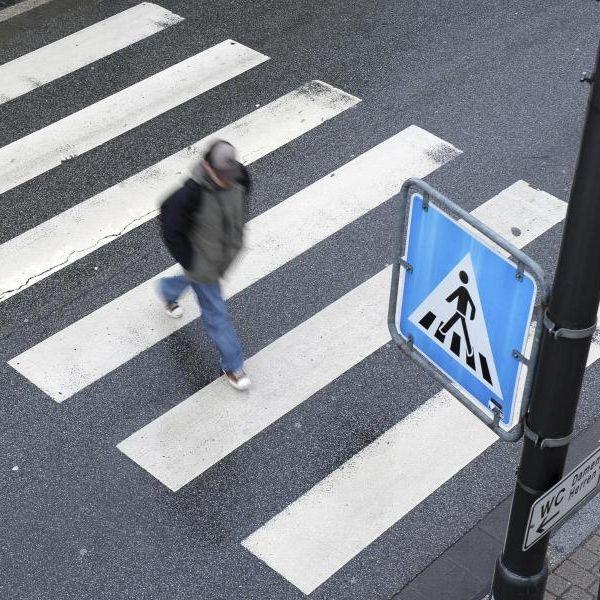 DIESEN teuren Fehler macht fast jeder am Zebrastreifen (Foto)