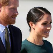 DAMIT ist für Herzogin Meghan und Mann Prinz Harry jetzt Schluss (Foto)