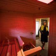 Stichflamme! 2 Schwerverletzte wegen gepanschtem Saunaaufguss (Foto)